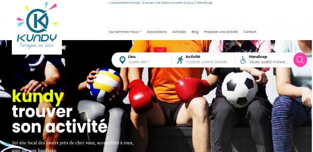 Mise en ligne du nouveau site de l'association KUNDY.FR
