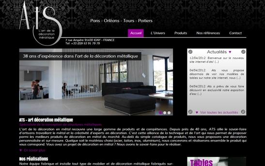 cr ation site web architecture bureaux d 39 tudes