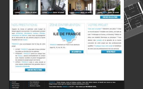 bas site web bureau