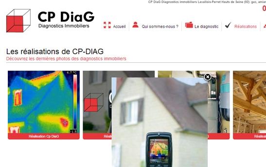 amiante diagnostics site
