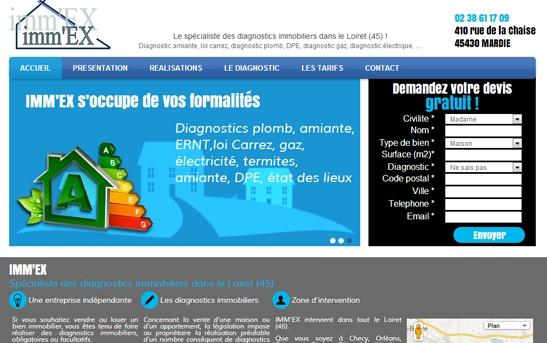 Site Diagnostics Immobiliers