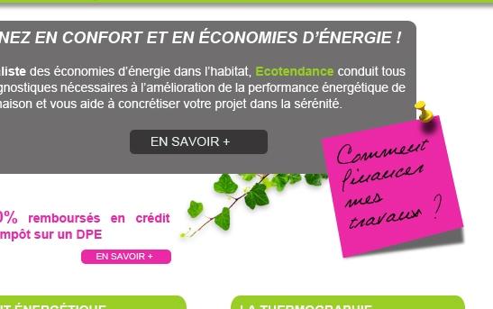 site web financer travaux rénovation énergétique