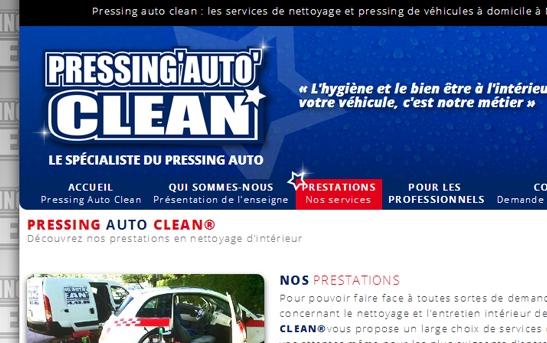 site lavage auto