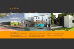 exemple de site architecte et bureau d etudes