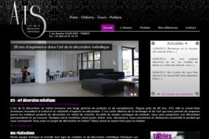 Site web Art Décoration métallique