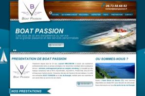 Site web Entretien de bateaux