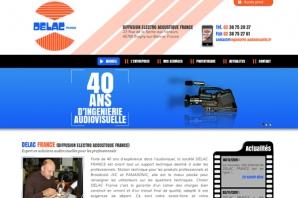 Site Ingénierie Audiovisuelle