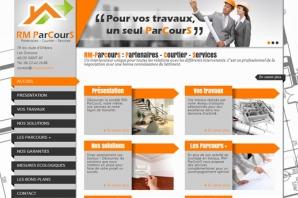 Site Courtage RM PARCOURS