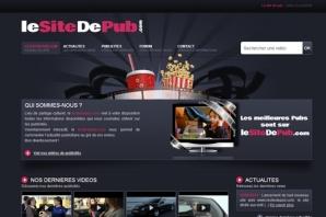 Site web Films d'entreprise et communication audiovisuelle
