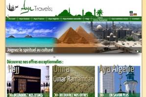 Site web tourisme religieux