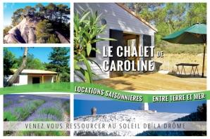 Création Carte postale Gîte Hébergement