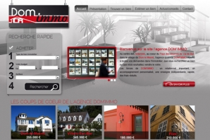 Site web Agence immo
