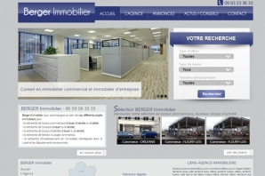 Site Immobilier d'entreprise