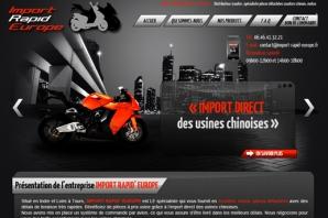 Site vente importation Motos