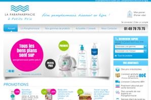 exemple de site ecommerce parapharmacie