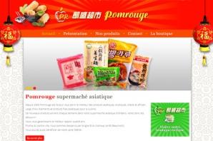 Site alimentation produits asiatiques