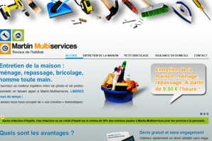 Site Internet Multiservices