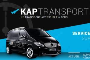 Création site Internet Société de Transport navettes aéroport