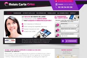 Site Internet Carte grise en ligne