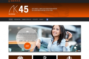 Site web franchise location voiture