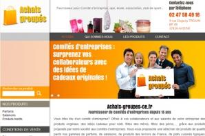 Site web fournisseur Comité d'entreprise