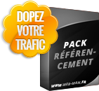 pack referencement